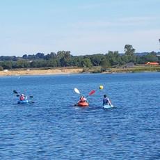 Maidenhead Sailing Club Kayaking