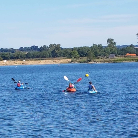 Maidenhead Sailing Club Kayaking