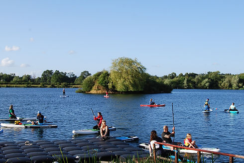 Maidenhead Sailing Club paddlesport sunday