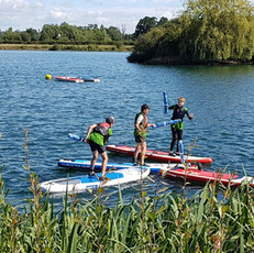 Maidenhead Sailing Club Paddleboard Children