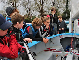 Maidenhead Sailing Club Training AI