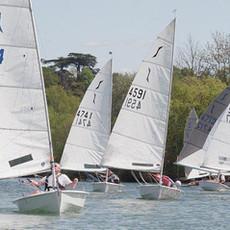 Maidenhead Sailing Club Solo Fleet