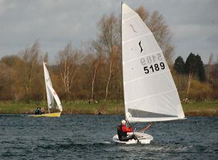 Maidenhead Sailing Club Sailing Solo