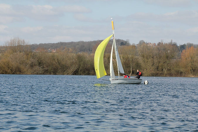 Maidenhead Sailing Club RS Vision