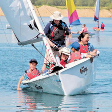 Maidenhead Sailing Club Open Day
