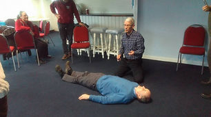 Maidenhead Sailing Club Training First Aid