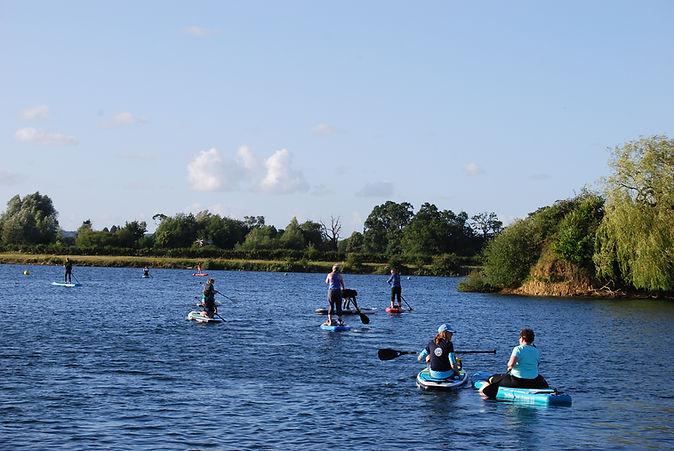 Maidenhead Sailing Club Paddlesports Sunday