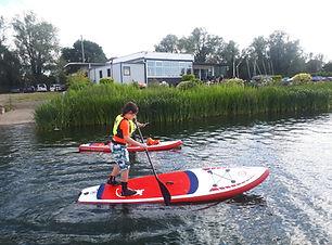 Maidenhead Sailing Club Sailing Paddleboard