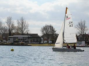 Maidenhead Sailing Club Sailing RS Vision