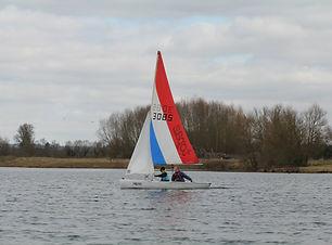 Maidenhead Sailing Club Sailing Topaz