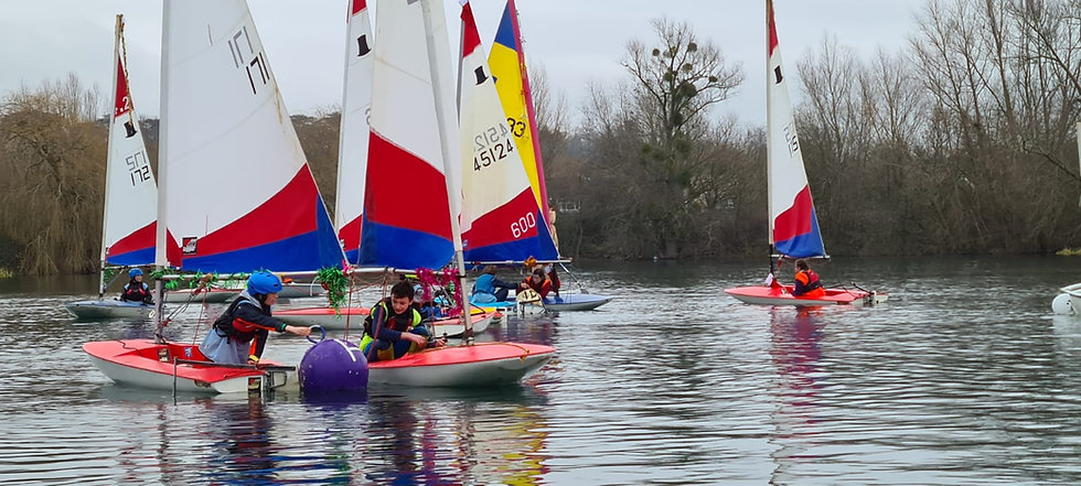 Maidenhead Sailing Club Youth