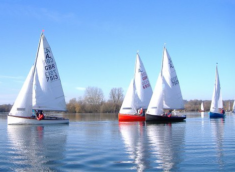 Maidenhead Sailing Club Albacore