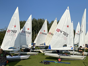 Maidenhead Sailing Club Sailing Laser