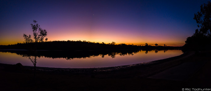 Maroochy River After Dark