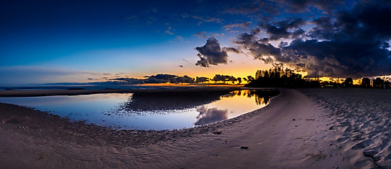 Beach Pond