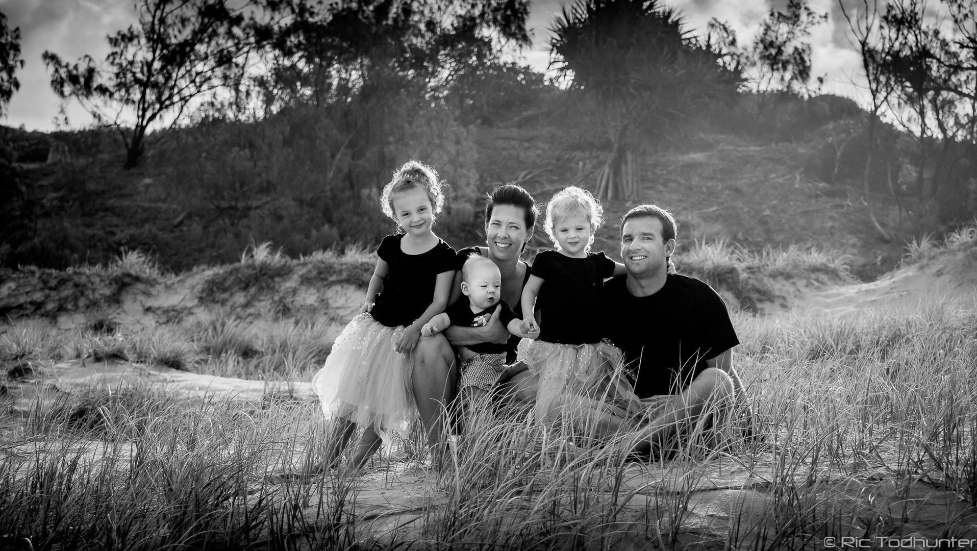 Truasheim Family