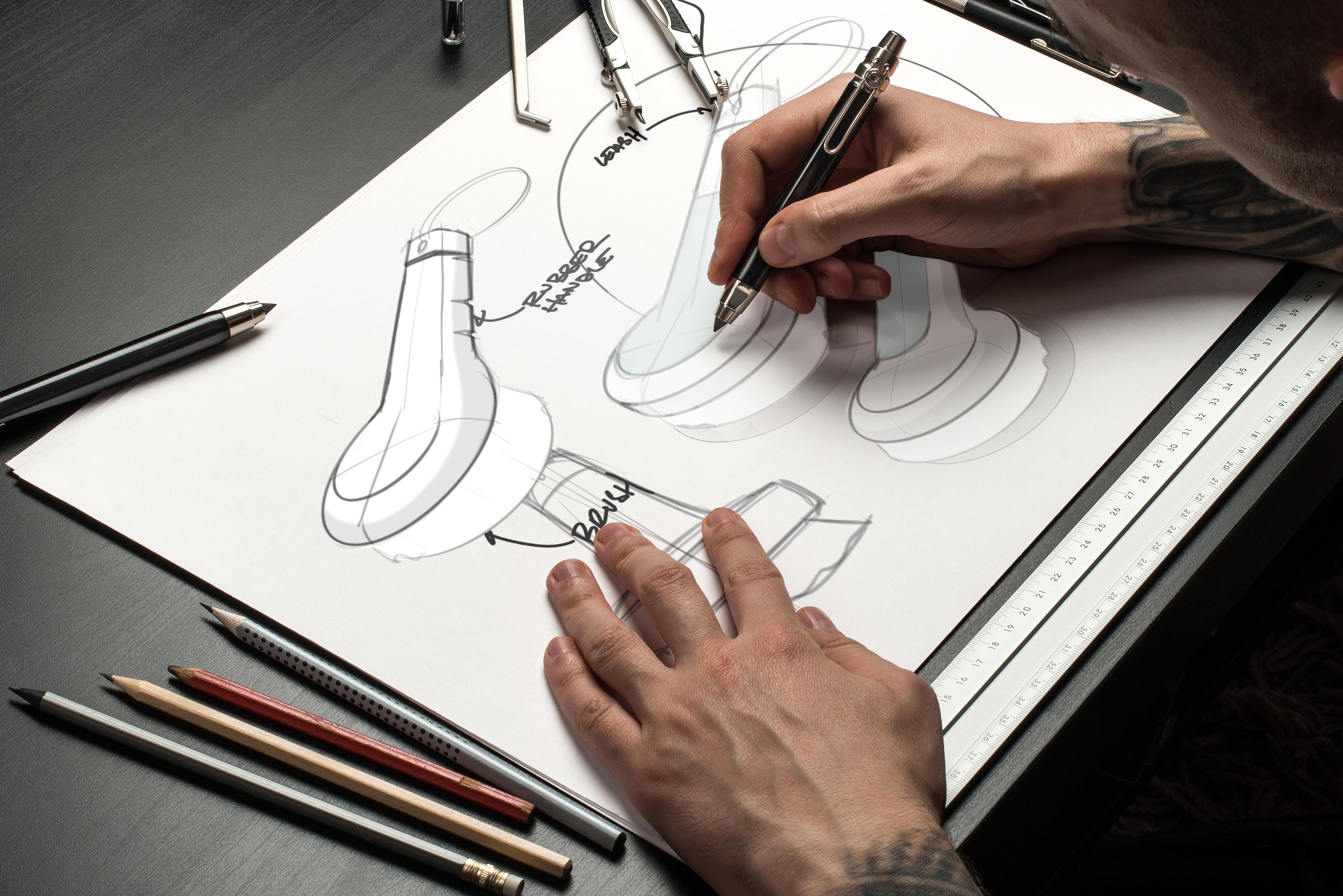 01-sketch-mockup design