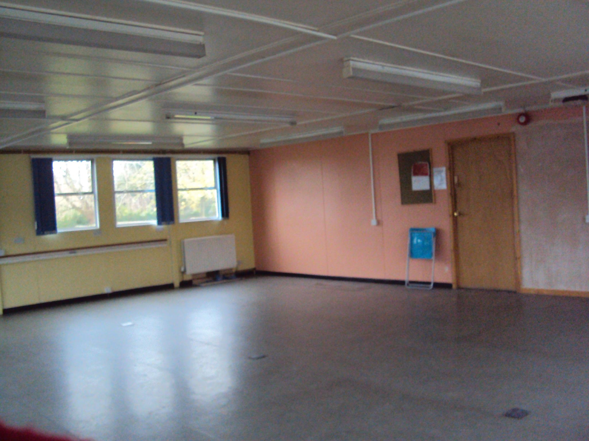 Old Boing! empty main room