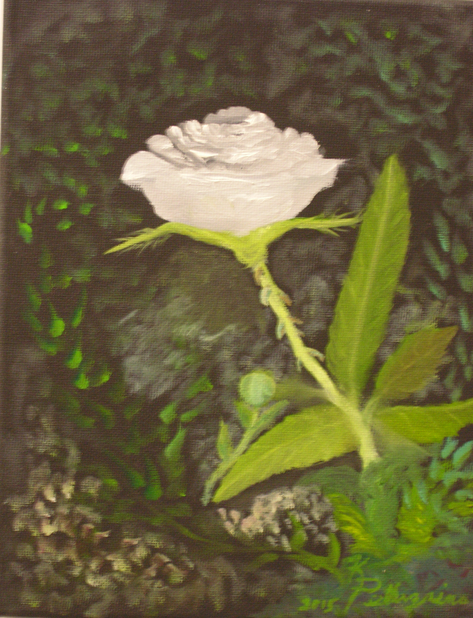 Iced Tea Rose (SOLD)