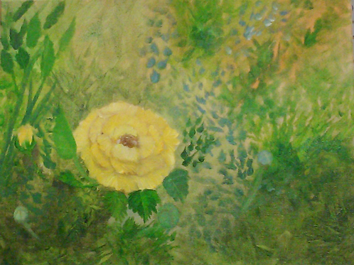 Lil Ole Yellow Rose