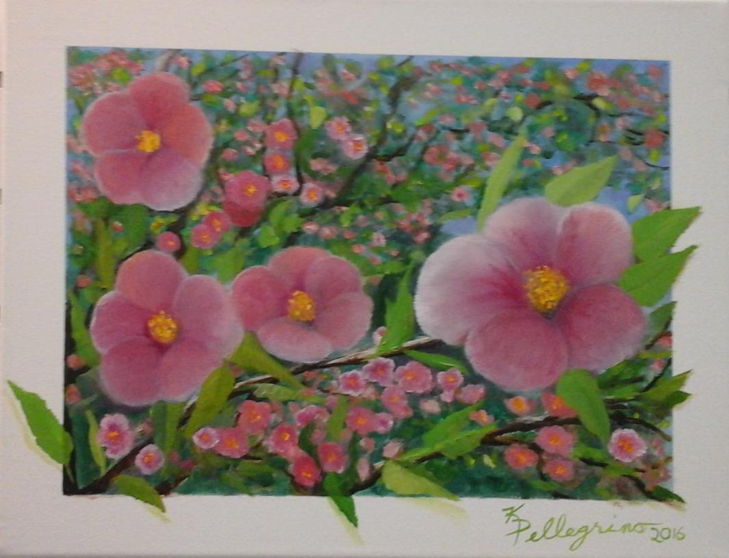 CherryBomb Blossoms