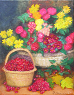 Berry Thankful