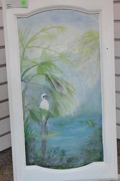 A'DOOR'ED Egret
