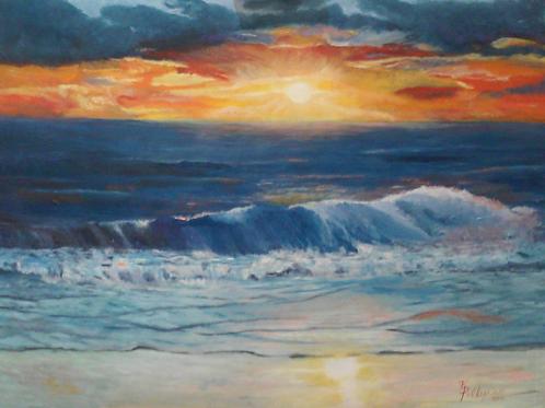 A Helluva Sunrise