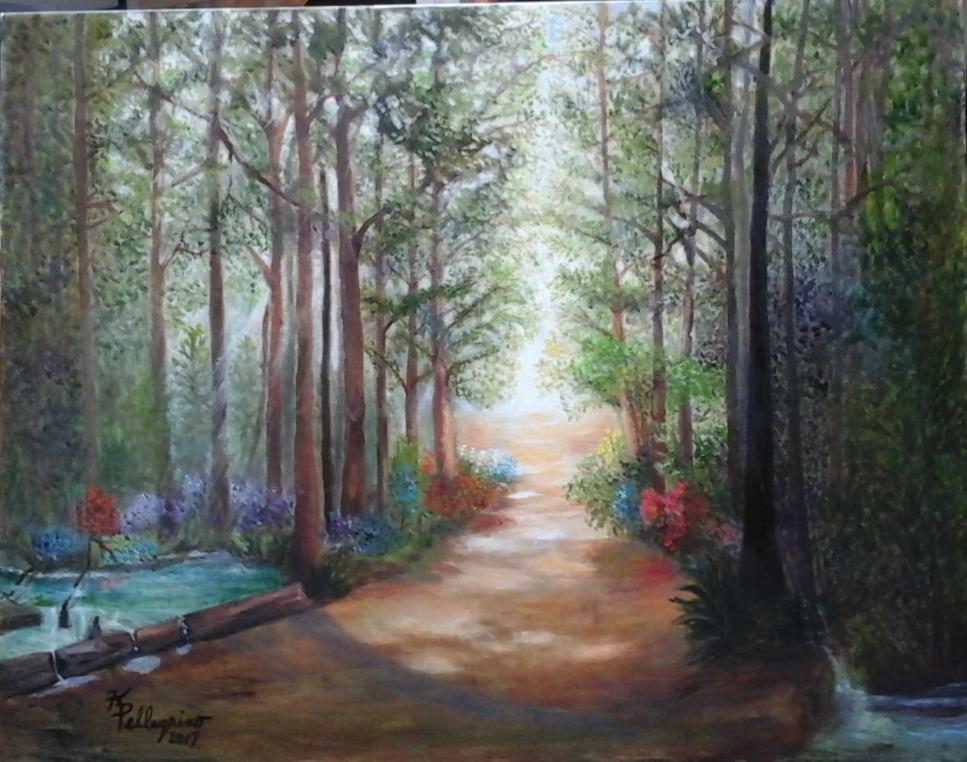 Hidden Path To Eden (SOLD)