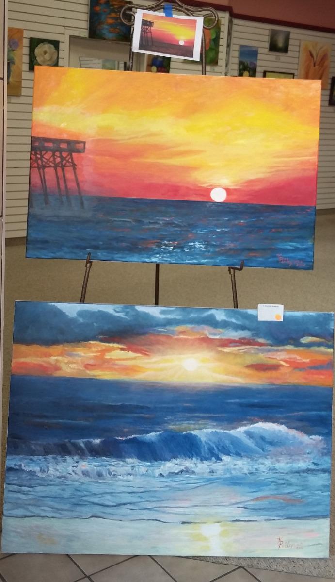SC Vibrant paintings