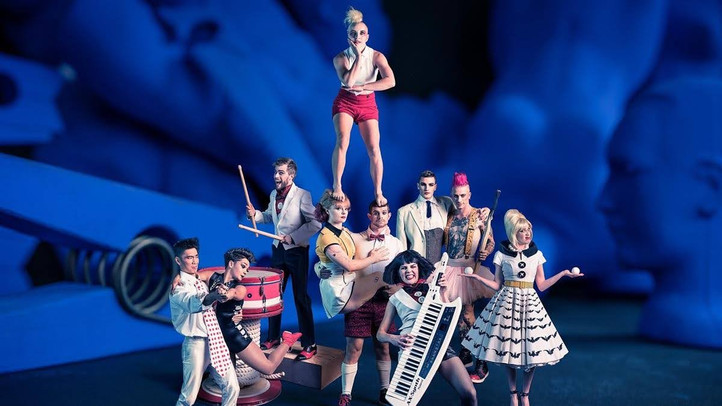 Model Citizens by Circus Oz