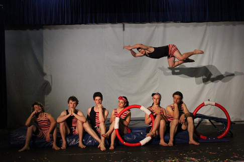 Warehouse Circus Regional Tour 2011