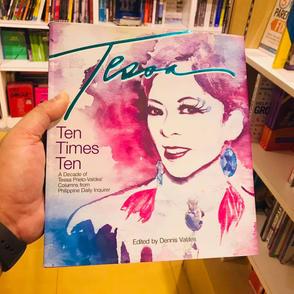 Tessa Prieto Book