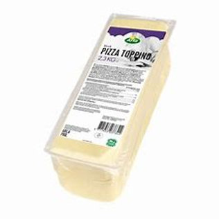 Mozzarella Pizza Topping Loaf 2.3kg