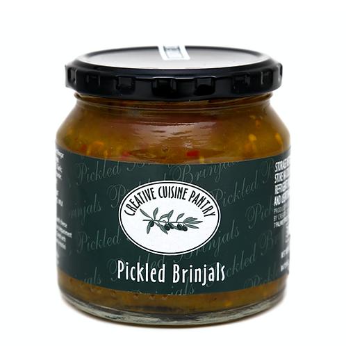 Pickled Brinjals