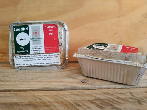 Beef Mince Cannelloni - 350g