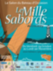 Création visuel, print - Le Mille Sabords - Smole Studio - Nantes, Savenay