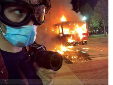 How Citizen Journalists Captured the Chaos in Kenosha