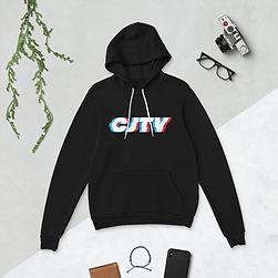 unisex-pullover-hoodie-black-front-601b0
