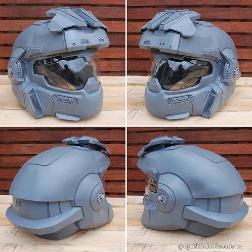 Spartan Jorge (Grenadier) Helmet - Halo Reach