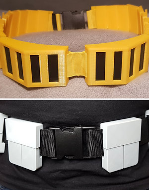 Eraser Head (Aizawa Shouta) Goggles and Belt Kit