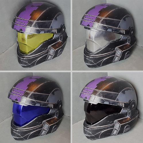 Halo ODST Visors for Cosplay Helmets - VISOR ONLY