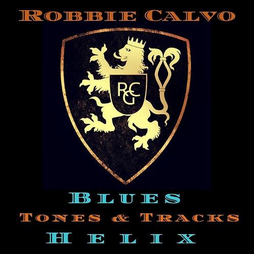 HELIX BLUES - TONES AND TRACKS