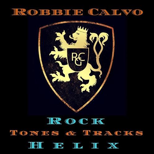 HELIX ROCK - TONES & TRACKS