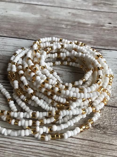 Gold Struck | White
