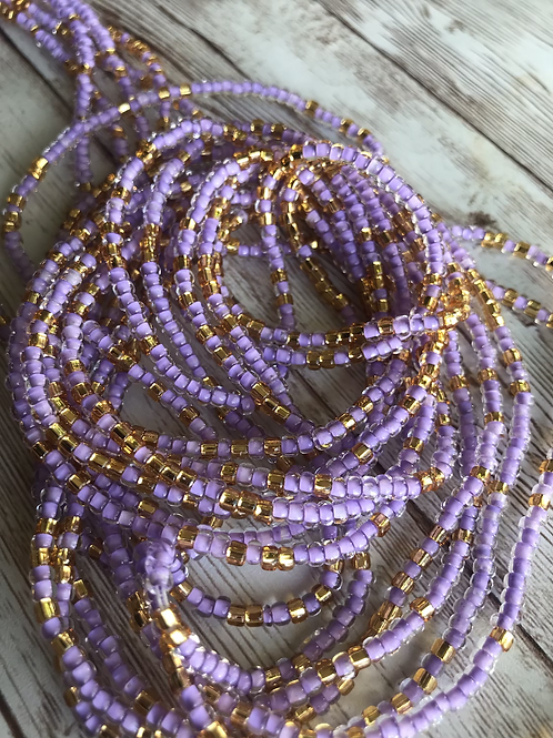 Gold Struck | Lilac