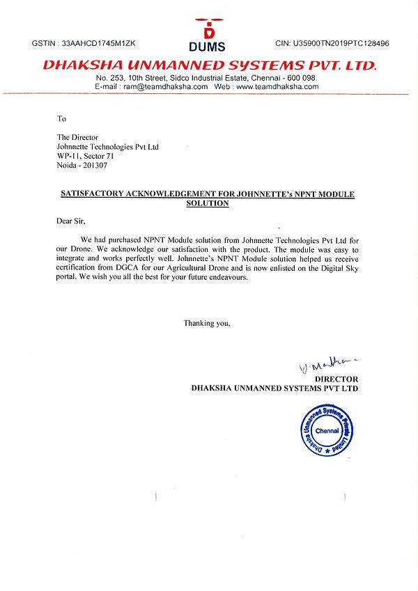 Dhaksha satisfactory letter_page-0001.jp