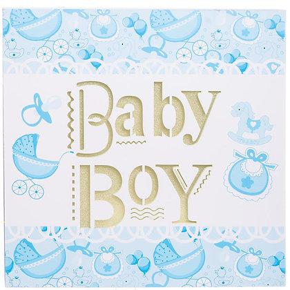 Cadre lumière Baby boy