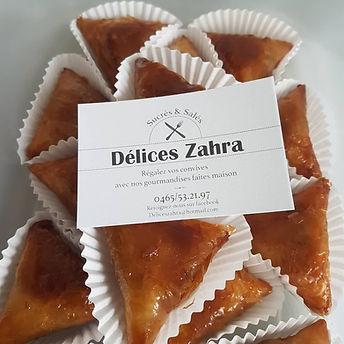 Délices Zahra