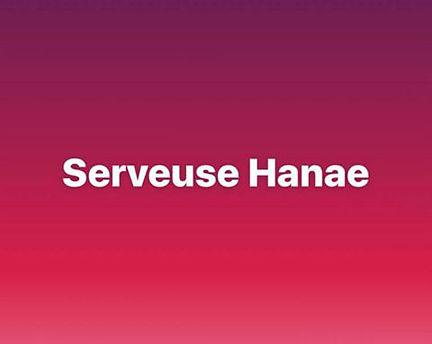 Serveuses Hanae